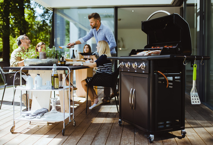 Ψησταριά υγραερίου BBQ Outdoorchef Australia-Η Αυστραλία είναι διάσημη για την κουλτούρα που έχει στα μπάρμπεκιου της. Αυτό αποτέλεσε την έμπνευση πίσω από τηνAustralian Lineτης OUTDOORCHEF, προσφέροντας υψηλή ποιότητα και αξιόπιστα προϊόντα.