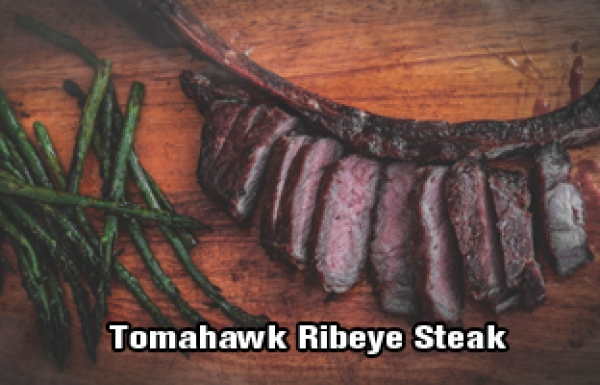 TOMAHAWK RIBEYE STEAK
